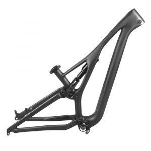 29er mtb enduro full suspension boost frame BSA BB