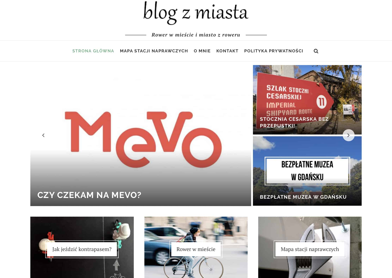 Blog z Miasta