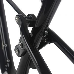29er Carbon Fiber Full Suspension Mountain Bike(MTB) Frame with 118 mm Travel | Best Mountain Bike Under $1000