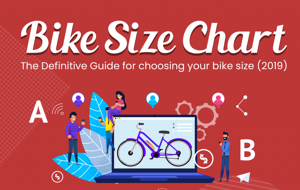 Bike Size Chart Choose The Right Size Bike In 5 Minutes Infographic