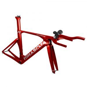 Rinasclta 2022 triathlon bike frameset main