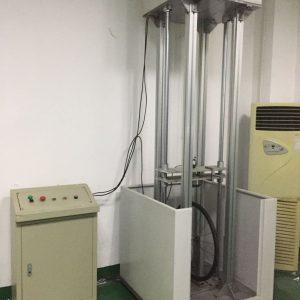 Carbon RIms Vertical impact test