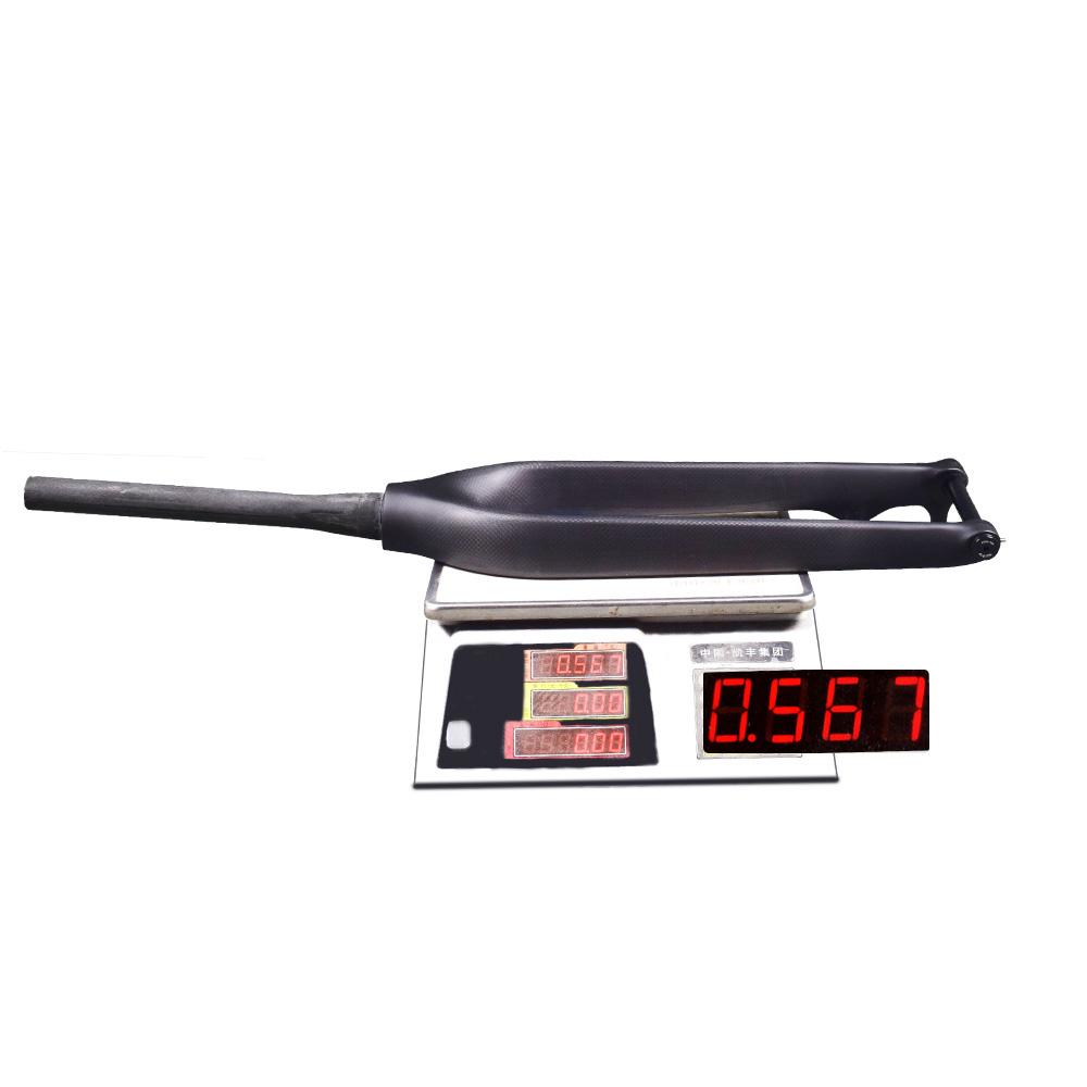 carbon 29er fork lightweight