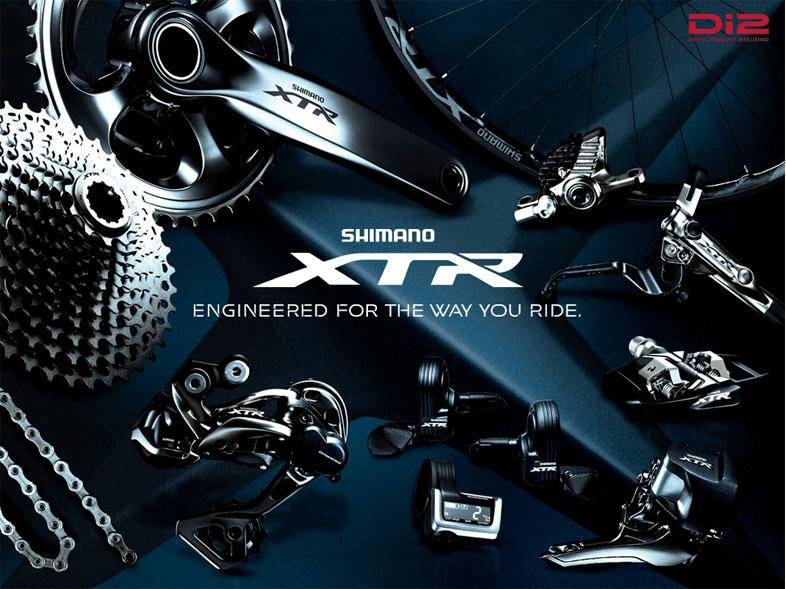 Shimano Deore XTR Di2 (m9050)
