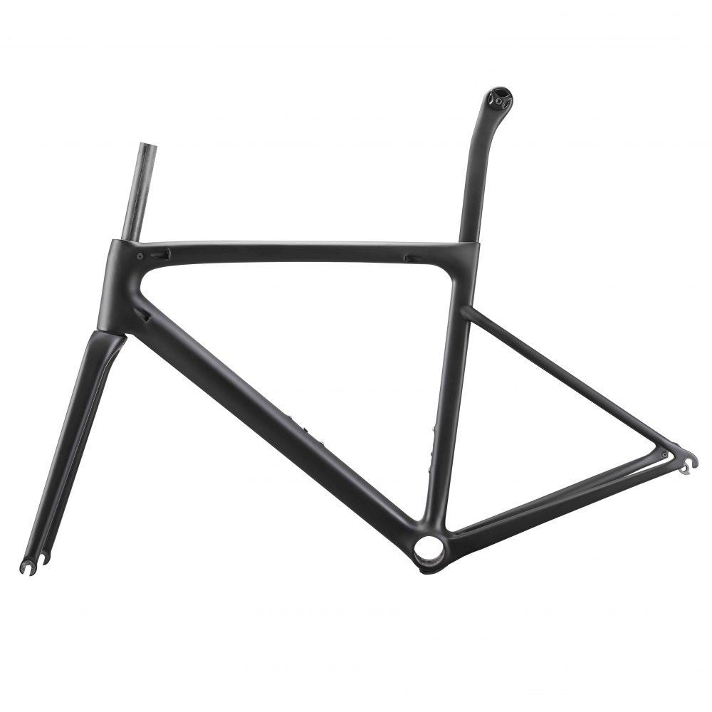 Rinasclta lightweight carbon road bike frame for climbing