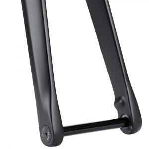 Rinasclta aero disc brake carbon road bike frame fork thru axle