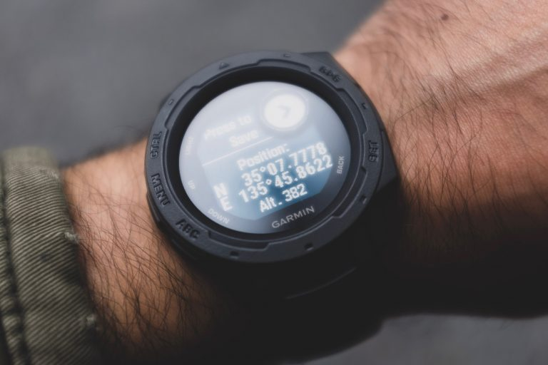 smartwatch for cycling 2020