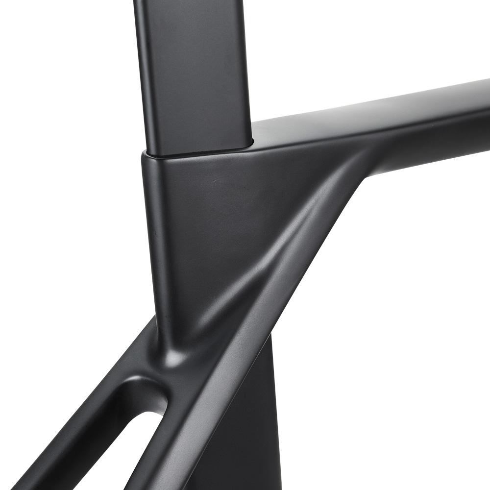 Rinasclta aero disc brake carbon rennrad fahrradrahmen Sattelstutze versteckte Schraube
