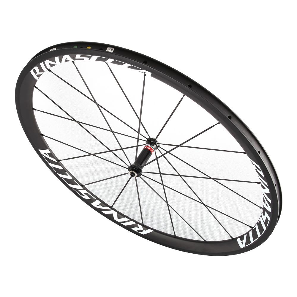 Rinasclta carbon fiber road bike wheelset customzied