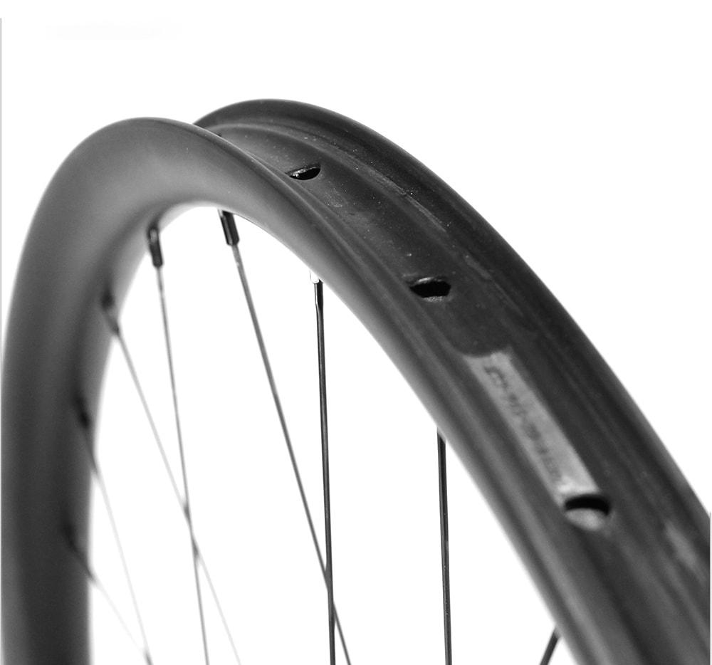 MTB 27.5er wheelset dh