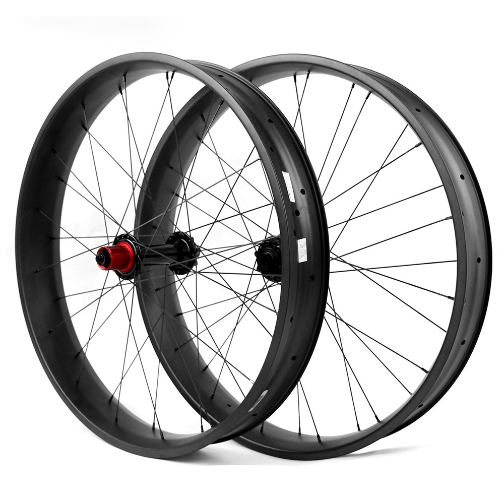 carbob fatbike wheelset 01