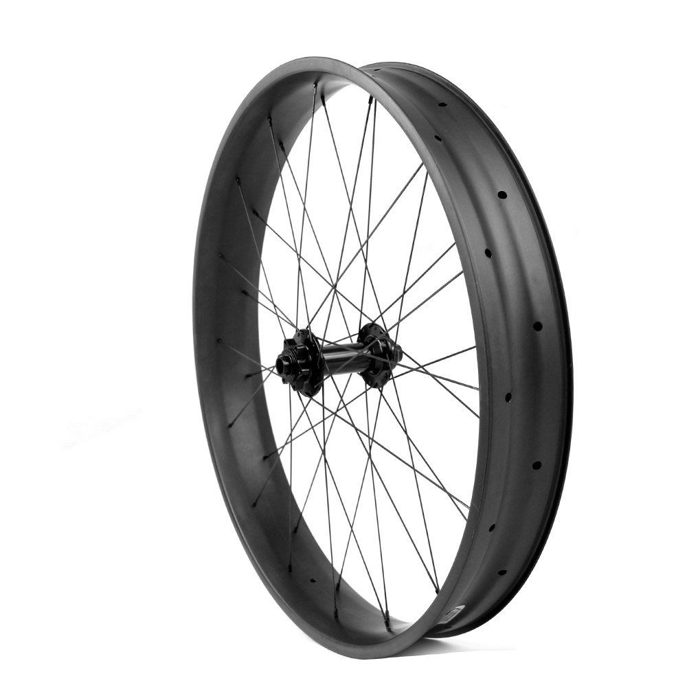 carbob fatbike wheelset Powerway M74 hub