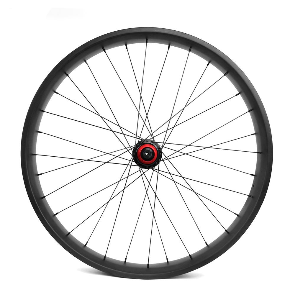 carbob fatbike wheelset UD