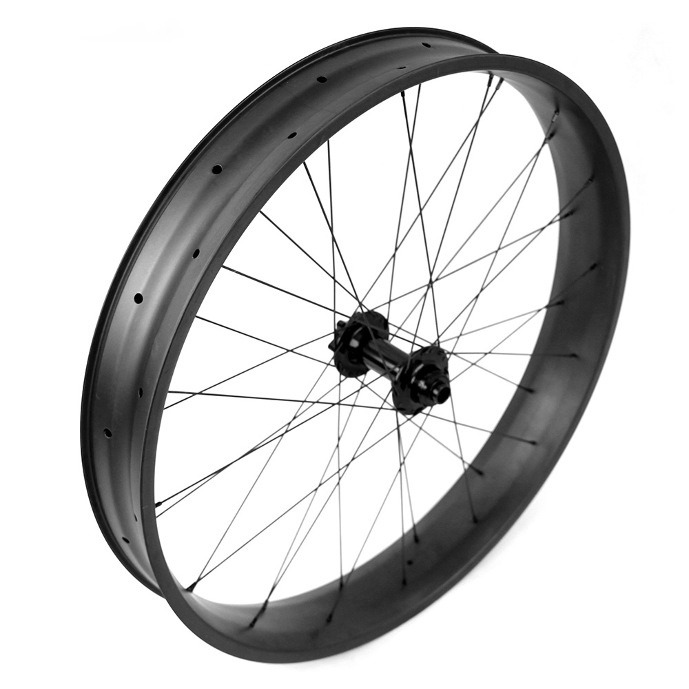 carbob fatbike wheelset hokeless