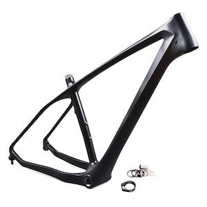 carbon fatbike frame home page
