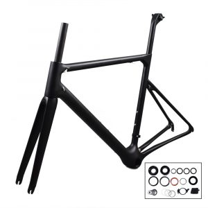 rinasclta lightweight carbon road bike frame 01