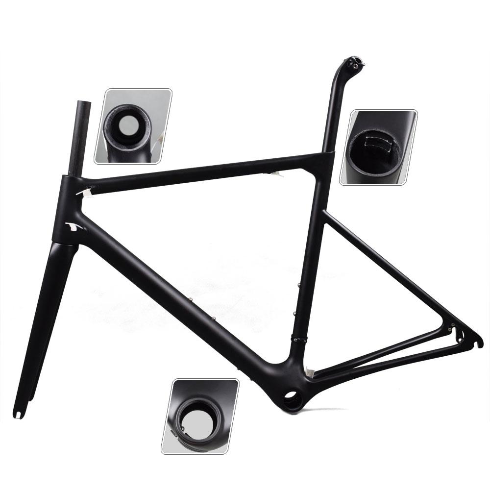 rinasclta lightweight carbon road bike frame 02
