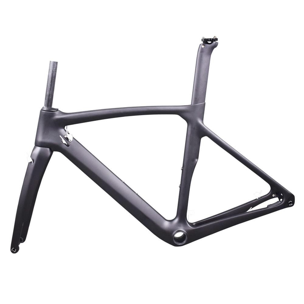 Rinasclta disc brake frameset 2021 aero fork_1