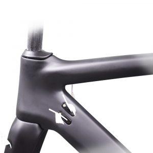 Rinasclta disc brake frameset 2021 internal cable routine_1