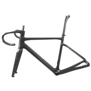 carbon gravel bike frame