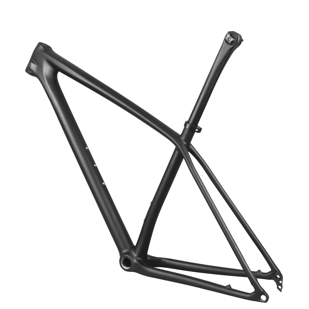 29er carbon mtb boost frame lightweight with seatpost di2 compatible