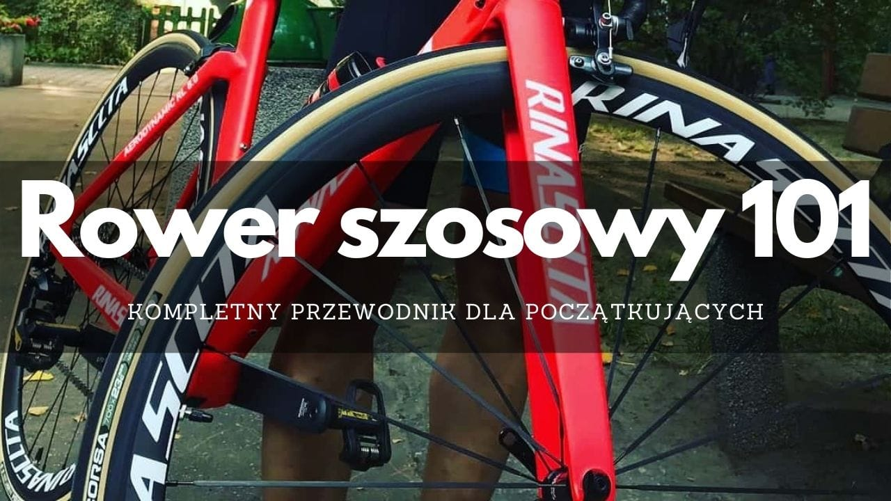 Rower szosowy 101