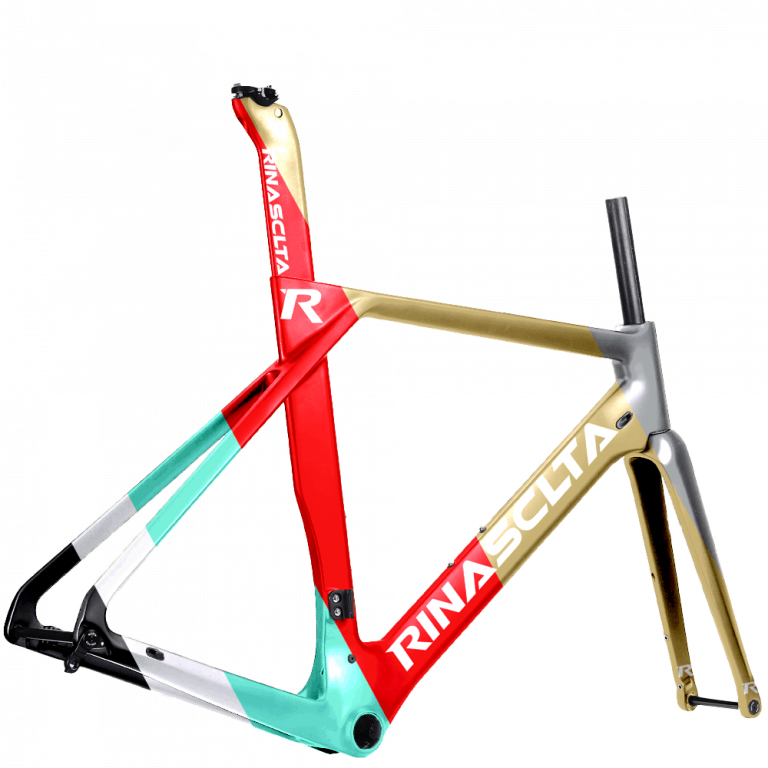 carbon road bike frame customise painting