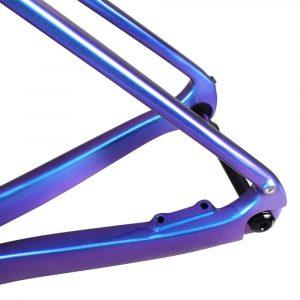 rinasclta carbon gravel bike frame chameleon flat disc brake mount