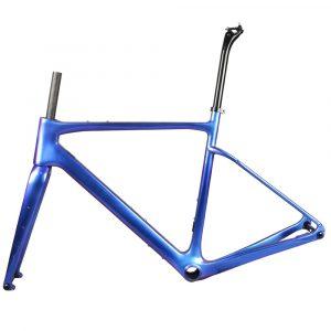 rinasclta carbon gravel bike frame chameleon lower seat stay